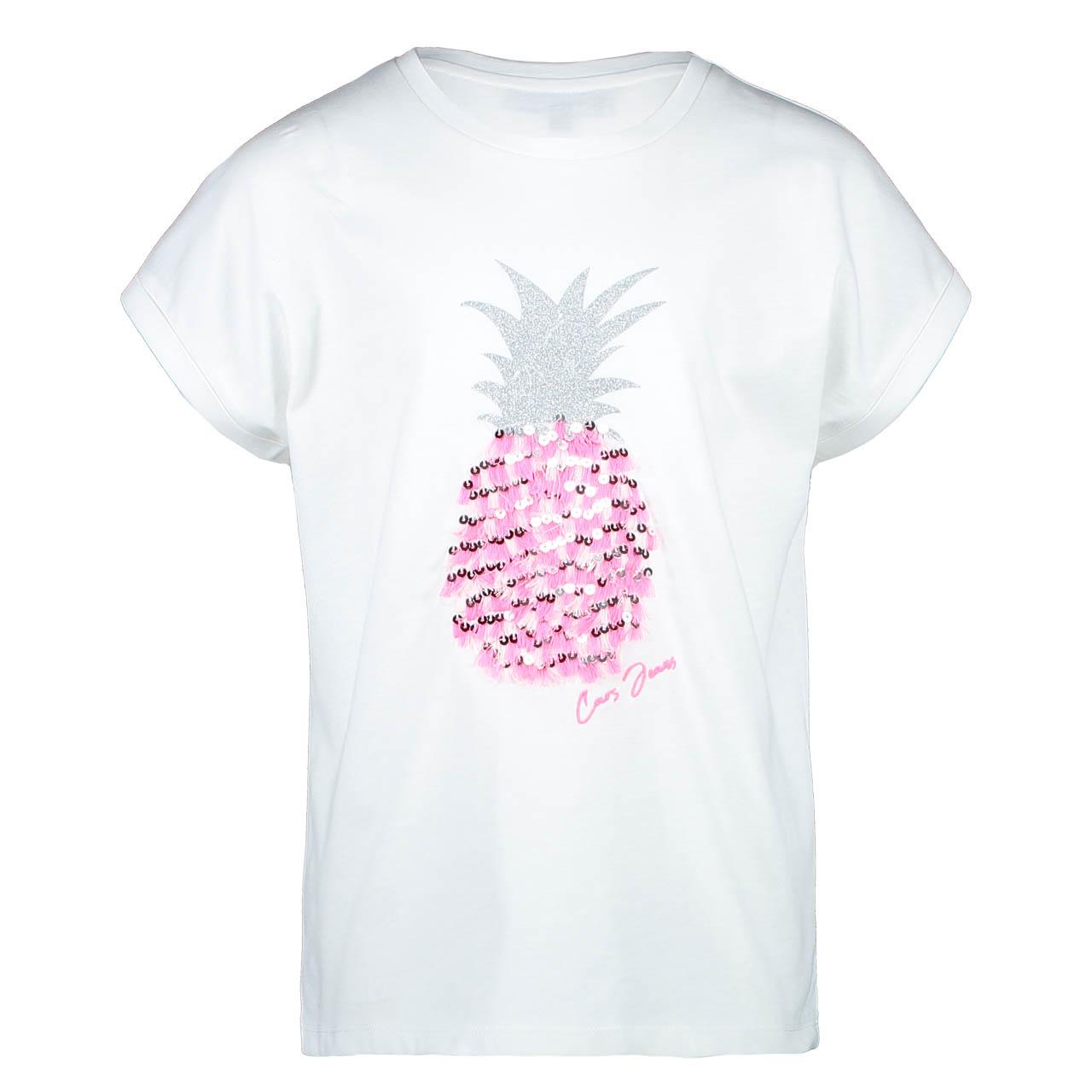 Cars 3637023 t shirt en tops voor meisjes in de kleur wit. maat 128.